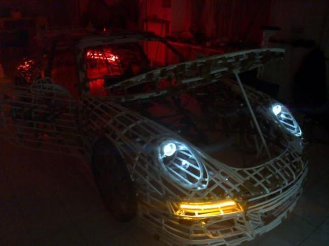 Porsche 911 GT3 RS своими руками(Продолжение) - Автокадабра